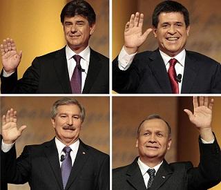Paraguayos reflexionan el voto que darán en elecciones este domingo