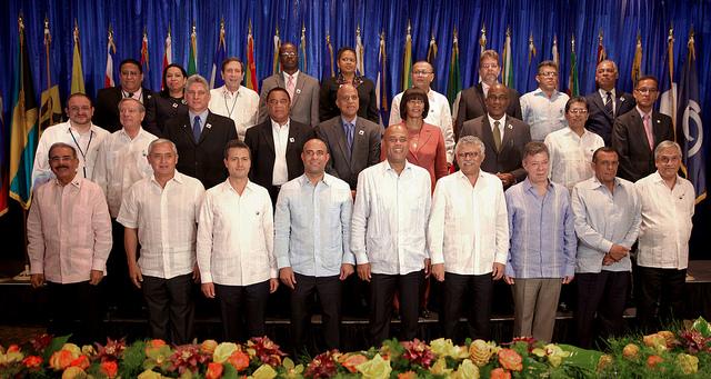 Cumbre AEC felicitó a varios países por recientes comicios