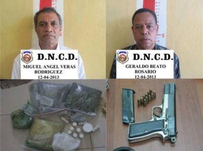 DNCD ocupa más 46 mil pastillas de éxtasis y 6 kilos de cocaína