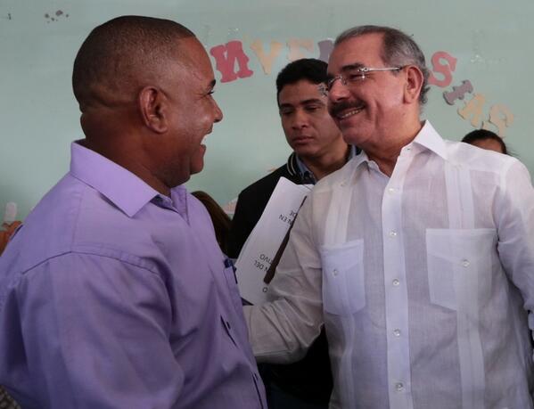 Presidente Danilo Medina visita San Juan de la Maguana