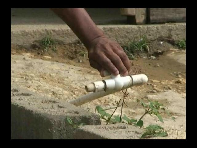 Se quejan en Santiago por falta de agua