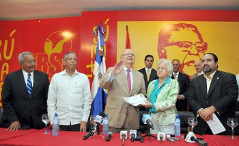 Morales Troncoso se reúne con comisión PRD para conocer ley partidos
