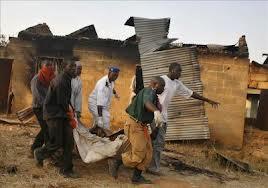 Al menos 19 muertos en un ataque de musulmanes armados en Nigeria