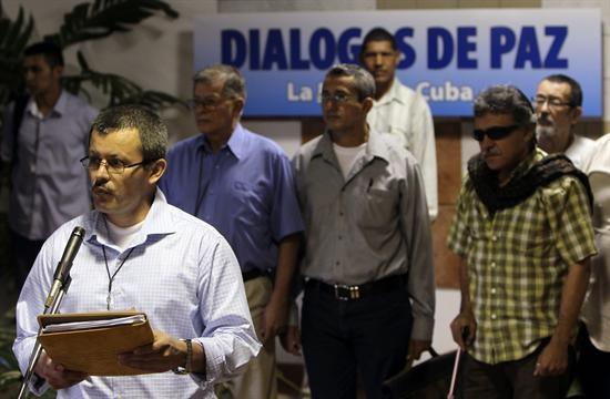 FARC creen que EE.UU. puede apoyar diálogo de paz y brindar asistencia