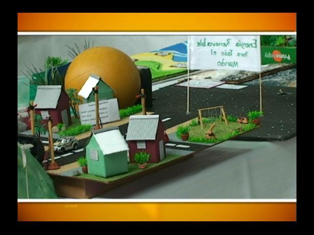 Energía renovable y materiales reciclables en el Colegio Don Bosco