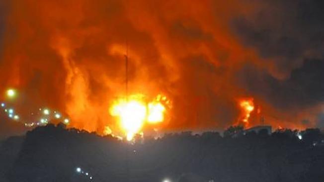 Suben a 12 los muertos por incendio en Chile