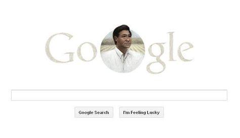 Logo con imagen de César Chávez en buscador de Google causa polémica