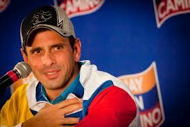 Capriles advierte aumentarán rumores para generar miedo en Venezuela