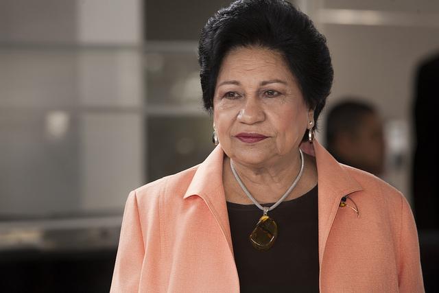Ligia Amada Melo plantea eliminar fuero universitario