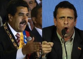Venezolanos residentes en Cancún protestan contra resultado electoral