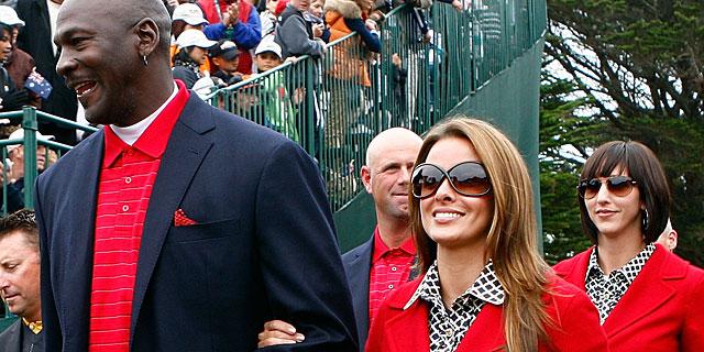Michael Jordan se casa con 2,000 invitados y la mayor carpa