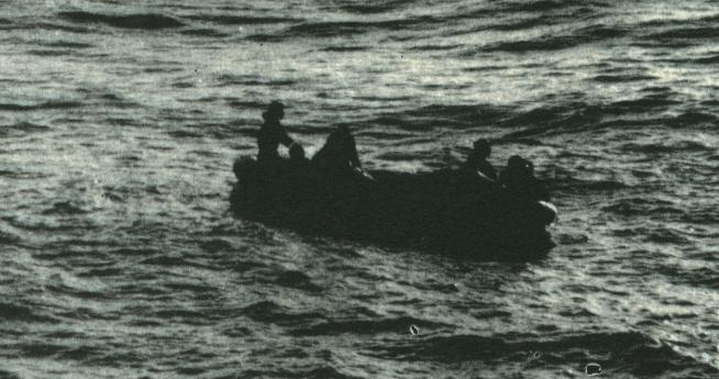 Rescatan en el Caribe a cuatro estadounidenses que estaban a la deriva
