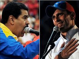 Sigue diferencia 1,83 puntos entre Maduro y Capriles en reporte de CNE