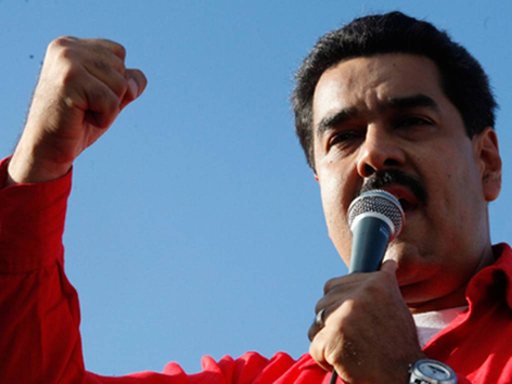 Maduro habla sobre el golpe de 2002 y arremete contra burguesía