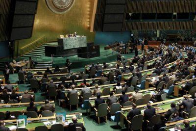 Asamblea ONU prevé votar este martes tratado sobre comercio de armas