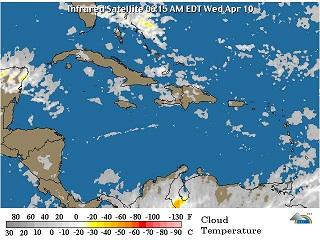 Temperaturas seguirán calurosas; lluvias aisladas, dice Onamet
