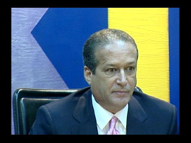 PLD respalda a presidente Medina en negociaciones con Barrick