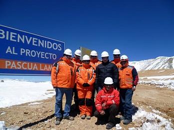 Justicia chilena ordena paralizar trabajos de la Barrick Gold