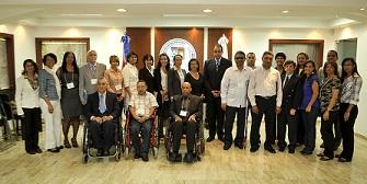 UNIBE ratifica compromiso personas con necesidades especiales
