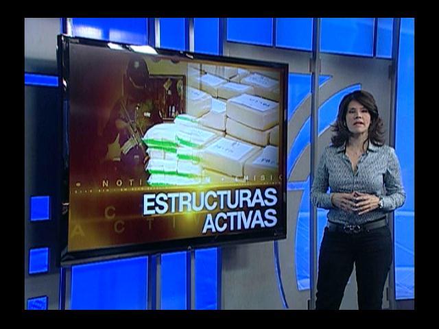 Alicia Ortega: Estructuras del narco siguen en pie