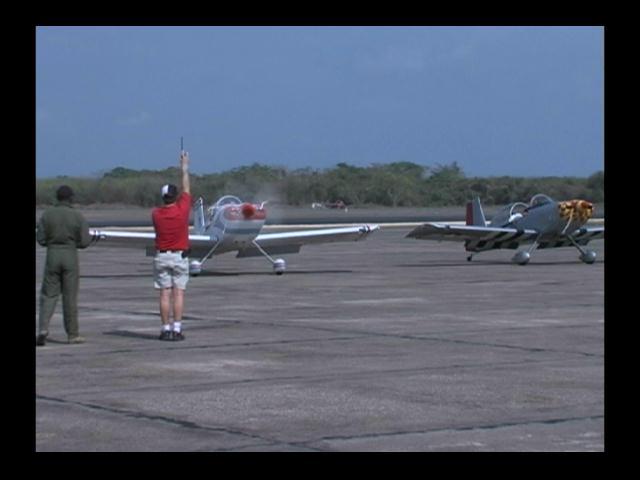 Piloto: alto riego y normas de seguridad