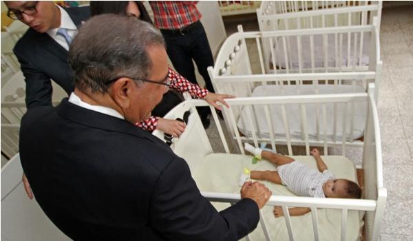 Presidente Medina inaugura el plan