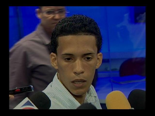 Se entrega Wilson Javier Nicasio señalado por muerte coronel en UASD