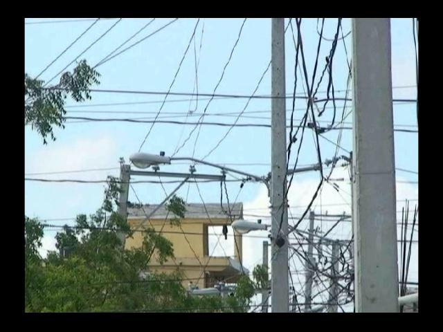 ¡Apagón! Población de Santiago irritada por falta de luz