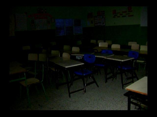 Falta de energía eléctrica impide enseñanza en centro educativo