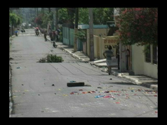 Bonao en calma tras enfrentamientos; al menos 22 detenidos