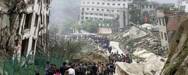 Terremoto causa 152 muertos y más de 5,500 heridos en China