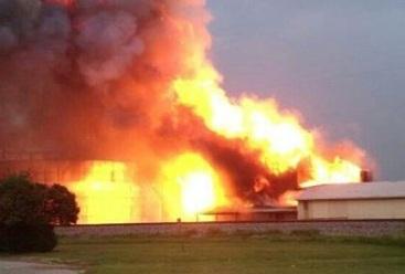 Explosión en Texas: víctimas mortales y heridos sin determinar
