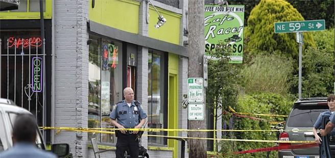 Cinco personas muertas en un tiroteo en Seattle