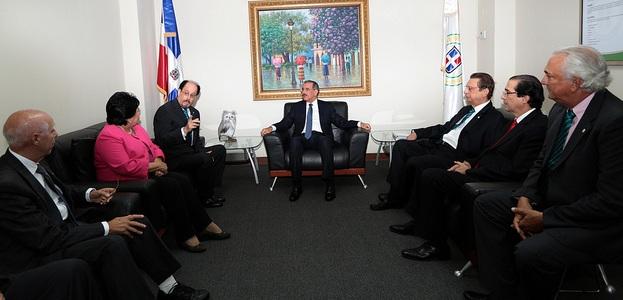 Presidente Medina explica medidas para reducir inseguridad