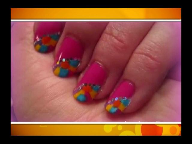 Las uñas postizas y la higiene