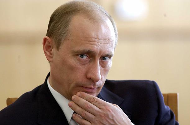 Putin admite que Rusia está sumida en una severa crisis económica