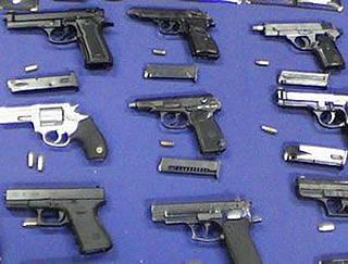 MIP se incautó 33 armas y notificó 56 negocios en Semana Santa