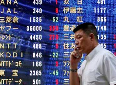 Sólo la bolsa de Tokio se salva en una jornada de caídas generalizadas