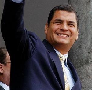 Correa llegará el domingo para participar en Feria del Libro