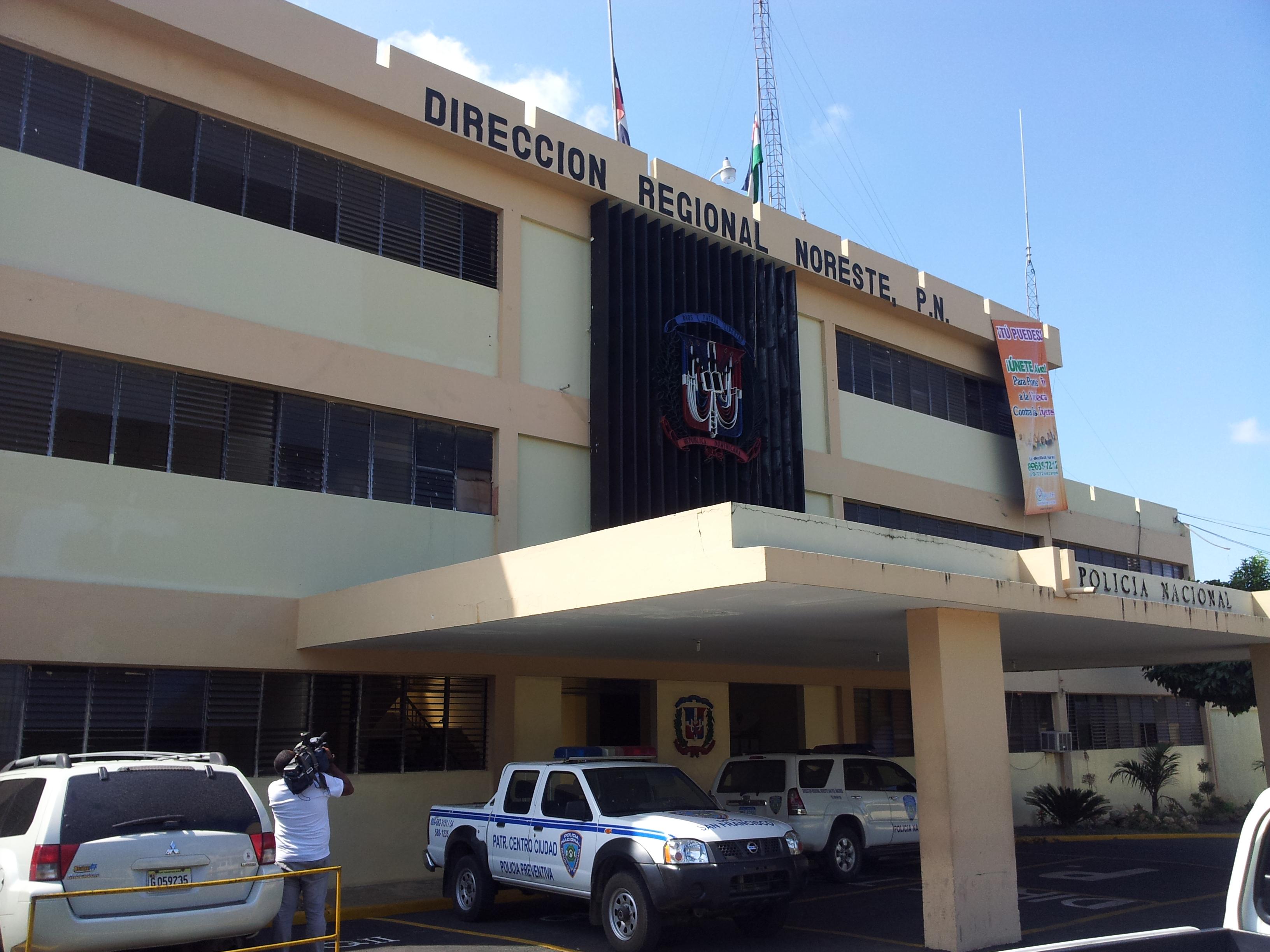 Desconocidos encapuchados tirotean cuartel PN en SFM