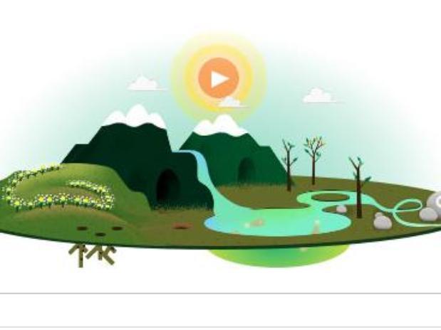 Día de la Tierra 2013: el doodle más reivindicativo de Google