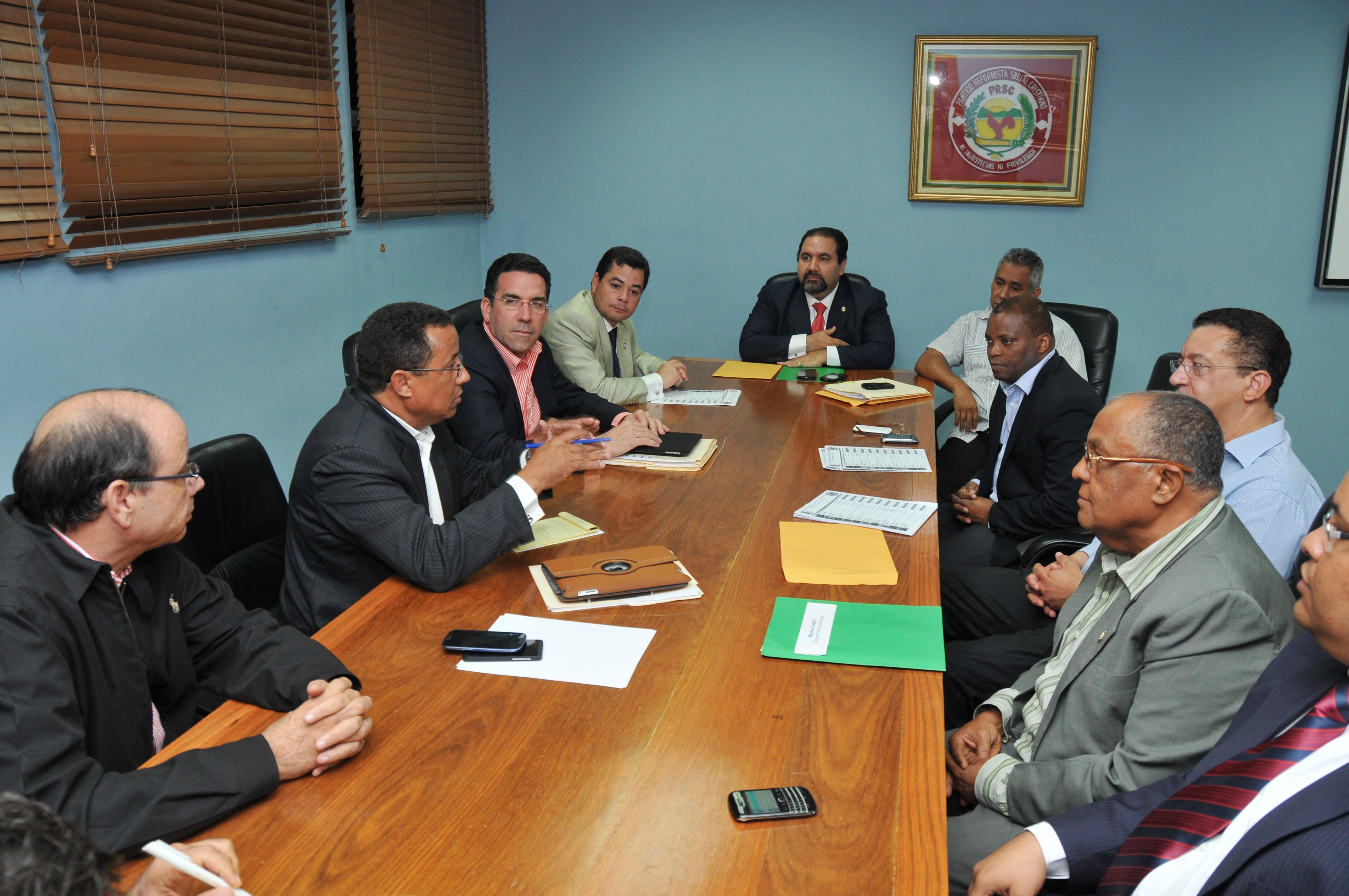 PRSC listo para pre-congreso este domingo en la capital