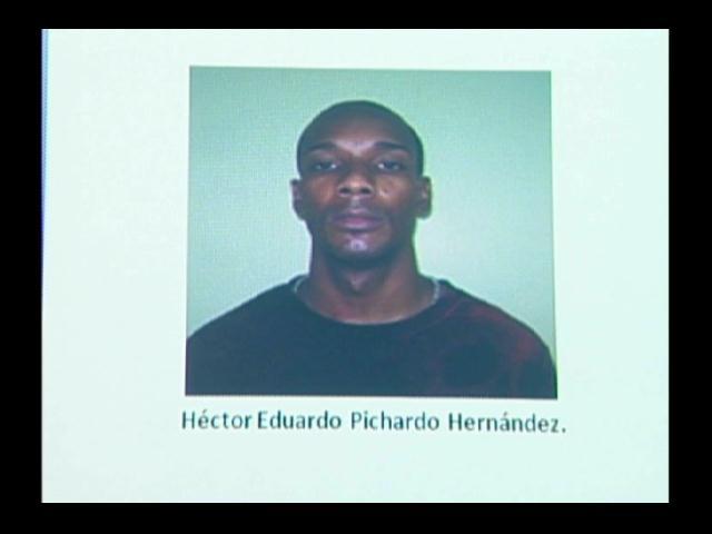 Apresan hombre señalado como uno de los que disparó en incidentes UASD