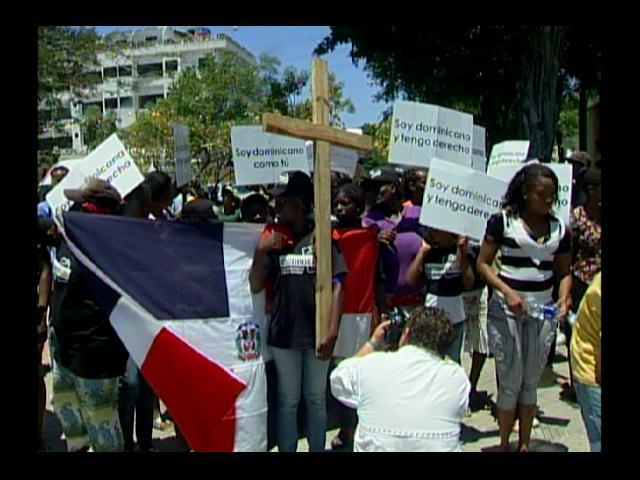 Descendientes de haitianos piden Presidente reconozca sus derechos