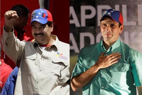 Maduro y Capriles agradecen al papa Francisco alusión a Venezuela