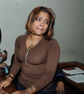Hoy conocerán juicio de fondo contra la cantante Martha Heredia