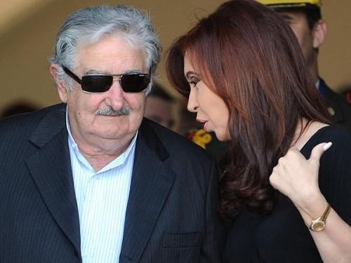 Las relaciones de Mujica y Fernández: cordiales pero con altas y bajas