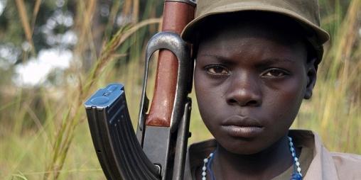 UNICEF denuncia uso de niños soldados en la República Centroafricana