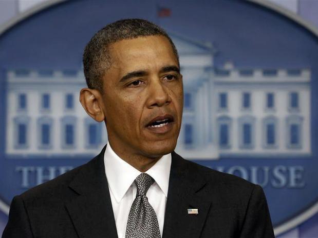 Obama habla durante servicio religioso en honor a víctimas de Boston