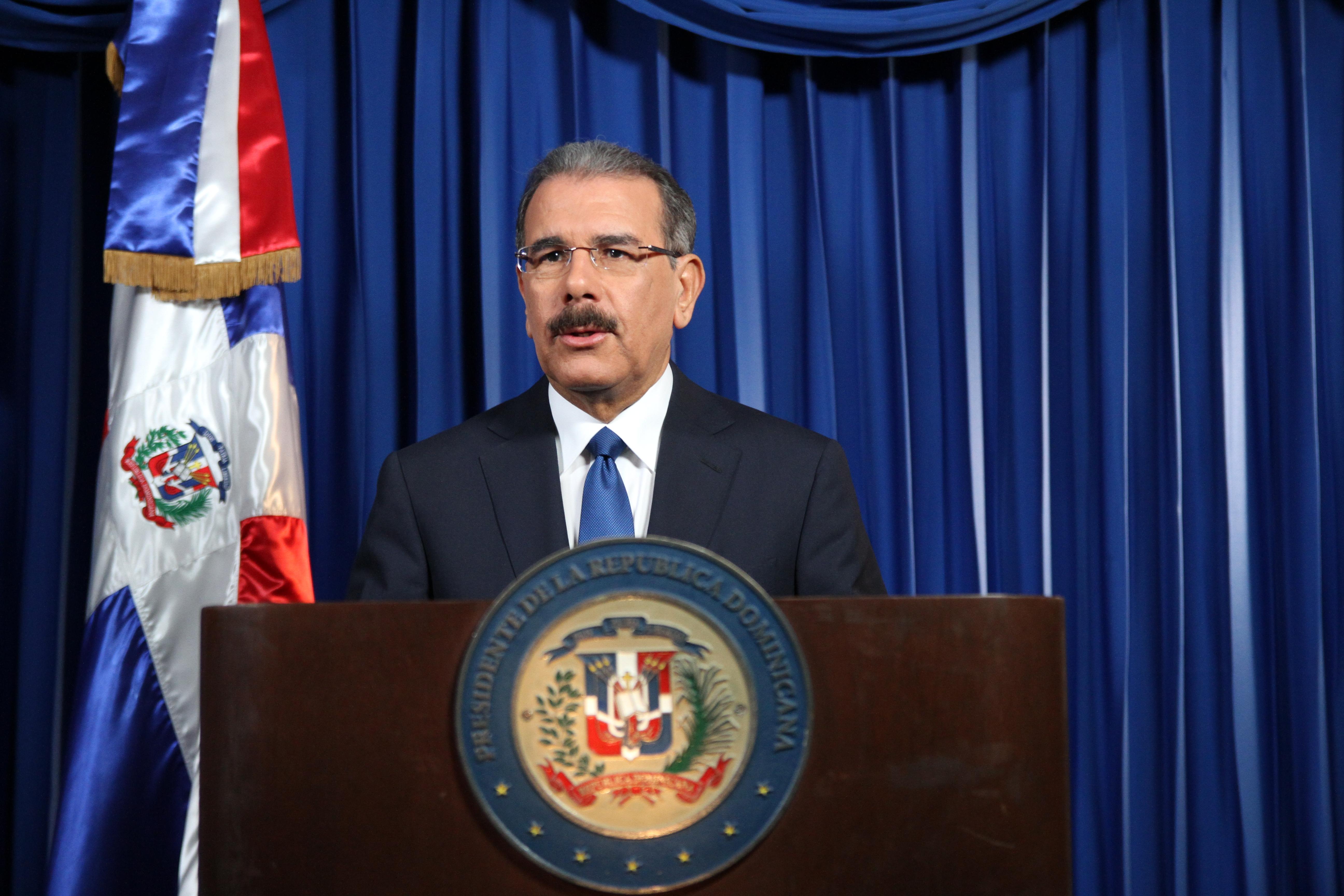 Presidente Medina crea Consejo Nacional de Seguridad Ciudadana